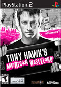 US Boxshot of Tony Hawk's American Wasteland (PS2)