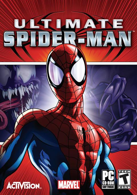 لعبة المغامرات والاكشن الرائعة Ultimate Spider Man بحجم 420 Mb Boxshot_us_large
