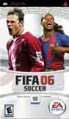 US Boxshot of FIFA 06 (PSP)