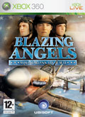 UK Boxshot of Blazing Angels: Squadrons of WWII (XBOX360)