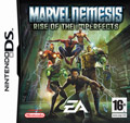 UK Boxshot of Marvel Nemesis: Rise of the Imperfects (DS)