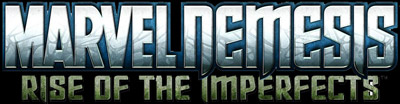 Logo of Marvel Nemesis: Rise of the Imperfects (DS)
