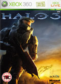 UK Boxshot of Halo 3 (XBOX360)