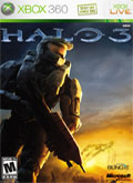 US Boxshot of Halo 3 (XBOX360)