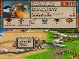 Click to enlarge this screenshot of Age of Empires: The Age of Kings (DS)