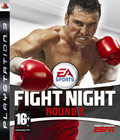 UK Boxshot of Fight Night Round 3 (PS3)