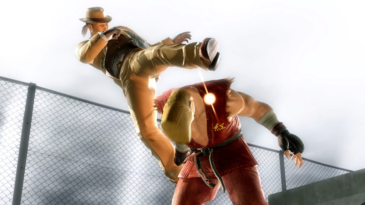 Screenshot of Tekken 6 (PS3)