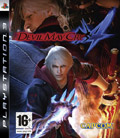 UK Boxshot of Devil May Cry 4 (PS3)