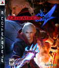 US Boxshot of Devil May Cry 4 (PS3)