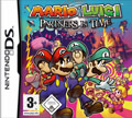 UK Boxshot of Mario & Luigi: Partners in Time (DS)