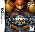 UK Boxshot of Metroid Prime: Pinball (DS)