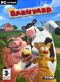 UK Boxshot of Barnyard (PC)