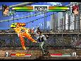 Screenshot of King of Fighters: Neowave (XBOX)