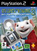 UK Boxshot of Stuart Little 3: Big Photo Adventure (PS2)