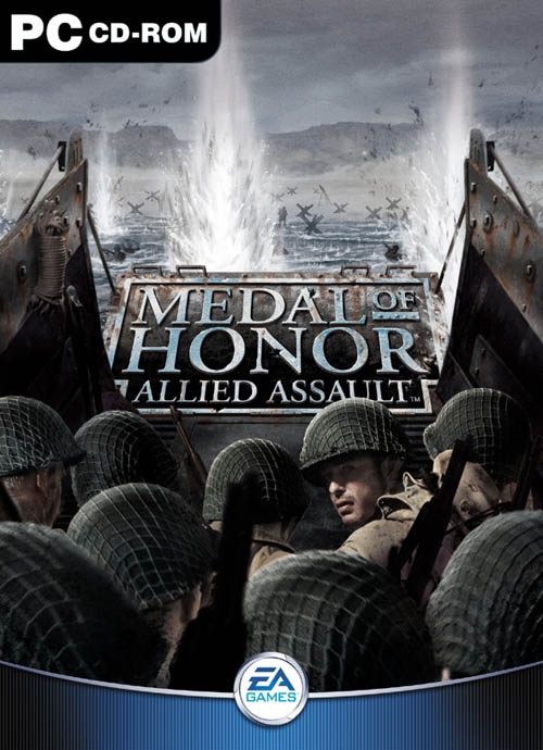 boxshot uk large Medal of Honor: Allied Assault [PC]