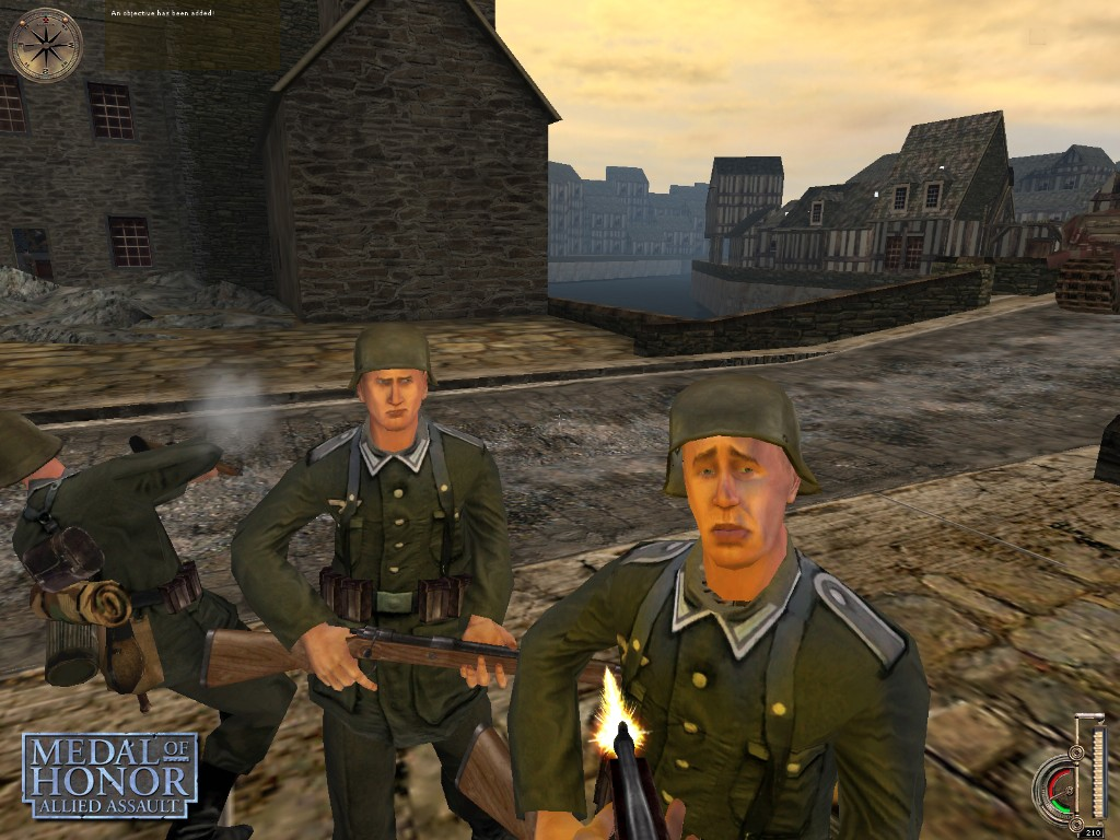 screen4 large Medal of Honor: Allied Assault [PC]