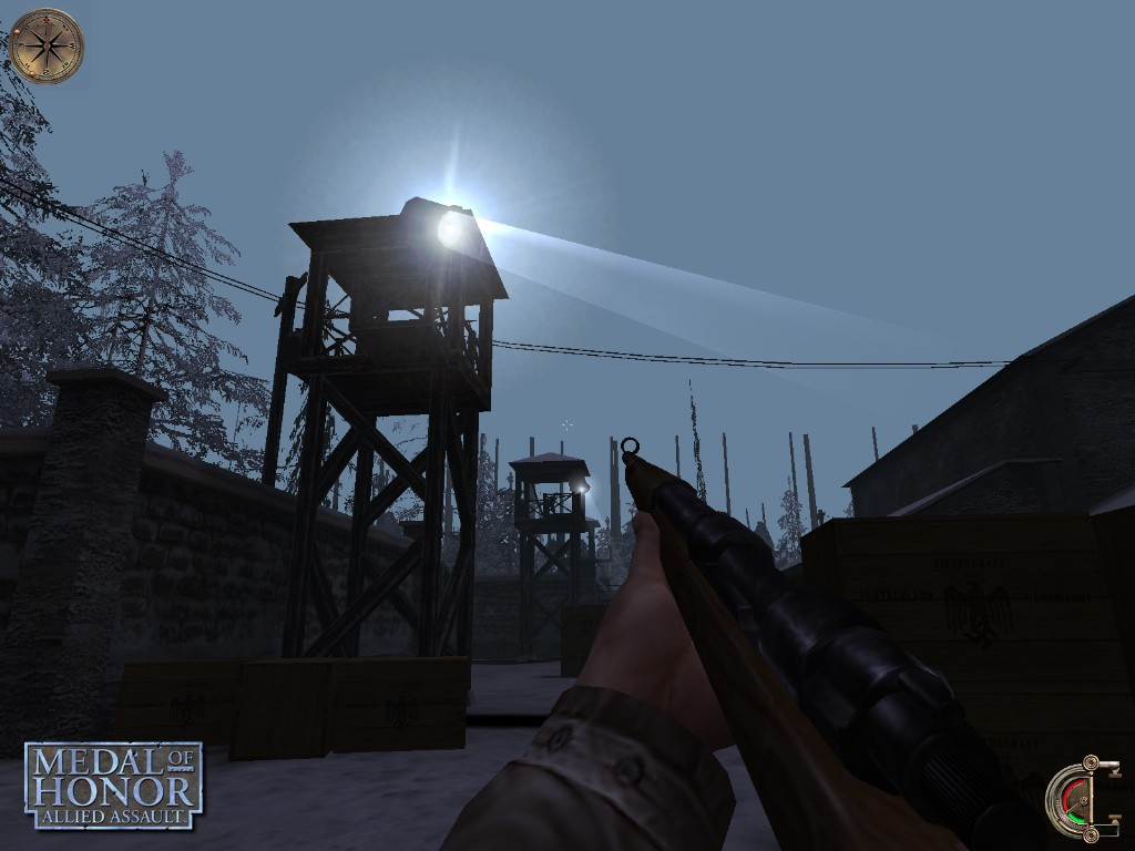 screen5 large Medal of Honor: Allied Assault [PC]