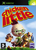 UK Boxshot of Chicken Little (XBOX)