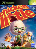 US Boxshot of Chicken Little (XBOX)