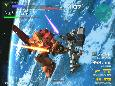 Screenshot of Gundam Vs Zeta Gundam (PS2)