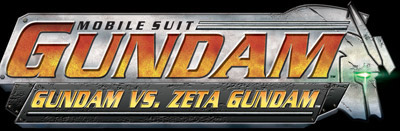 Logo of Gundam Vs Zeta Gundam (PS2)