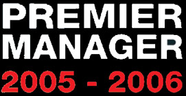 Logo of Premier Manager 2005-2006 (PS2)
