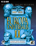UK Boxshot of Europa Universalis II (PC)