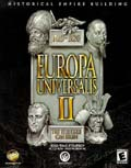 US Boxshot of Europa Universalis II (PC)