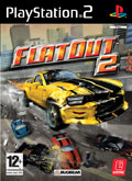 UK Boxshot of FlatOut 2 (PS2)