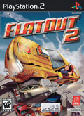 US Boxshot of FlatOut 2 (PS2)