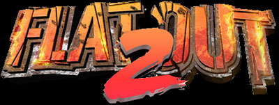 Logo of FlatOut 2 (PS2)