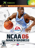 US Boxshot of NCAA March Madness 06 (XBOX)