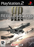 UK Boxshot of Rebel Raiders: Operation Nighthawk (PS2)