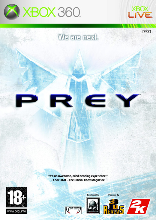 Prey Xbox Ps3 Ps4 Pc jtag rgh dvd iso Xbox360 Wii Nintendo Mac Linux