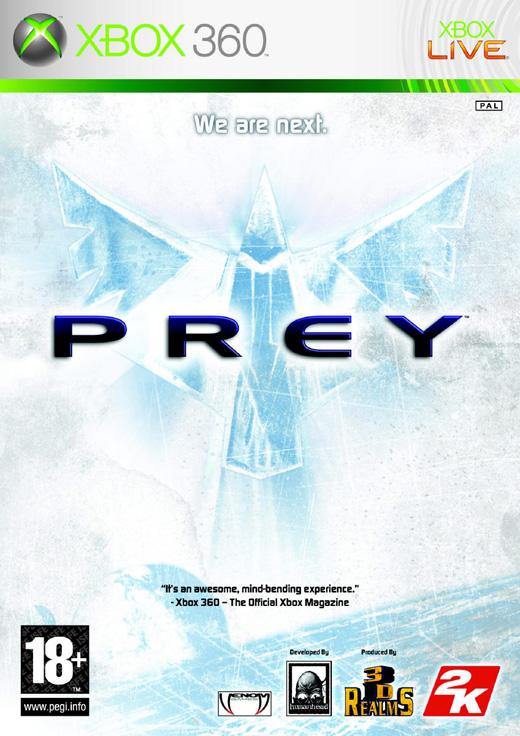 Prey Xbox Ps3 Ps4 Pc jtag rgh dvd iso Xbox360 Wii Nintendo Mac Linux