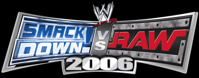 Logo of WWE SmackDown! vs. RAW 2006 (PSP)