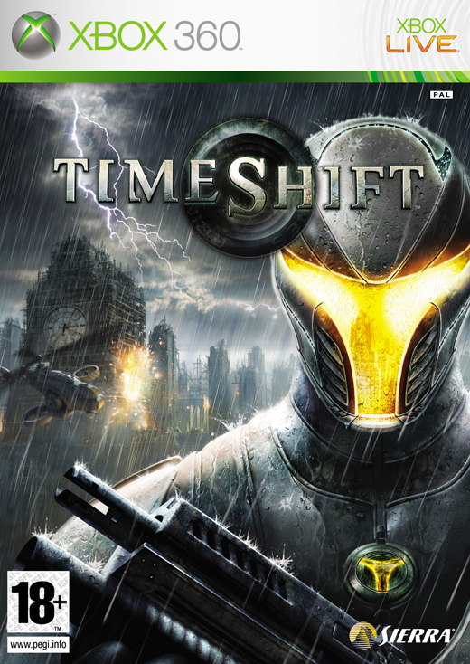 "TimeShift ""XBOX360 التقرير روابط"
