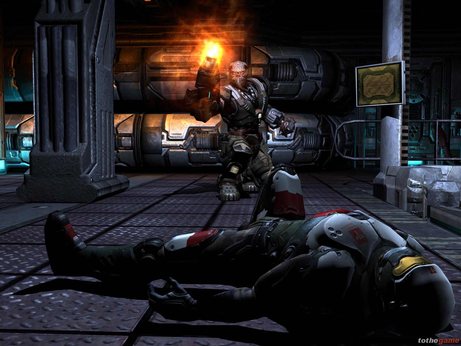 screen3 large Download Quake 4 Full Game [Rus/Eng]