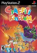 US Boxshot of Graffiti Kingdom (PS2)
