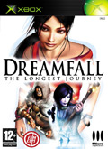 UK Boxshot of Dreamfall: The Longest Journey (XBOX)