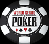 Logo of World Series of Poker (PSP)