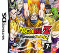 UK Boxshot of Dragon Ball Z: Supersonic Warriors 2 (DS)