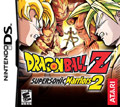 US Boxshot of Dragon Ball Z: Supersonic Warriors 2 (DS)