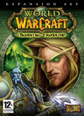 UK Boxshot of World of Warcraft: The Burning Crusade (PC)