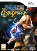 UK Boxshot of Final Fantasy Crystal Chronicles: Crystal Bearers (NINTENDO Wii)