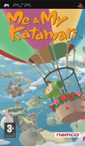 UK Boxshot of Me & My Katamari (PSP)