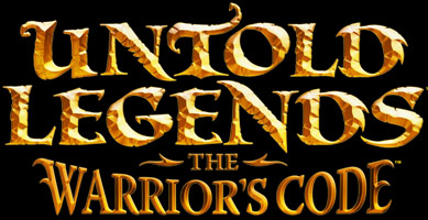 Logo of Untold Legends: The Warrior's Code (PSP)