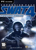 UK Boxshot of SWAT 4: The Stetchkov Syndicate (PC)