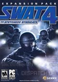 US Boxshot of SWAT 4: The Stetchkov Syndicate (PC)