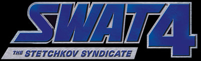 Logo of SWAT 4: The Stetchkov Syndicate (PC)